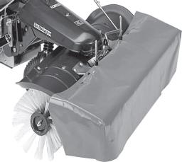 tk 520 tielb rger kehrplane rasentraktor kehrmaschine ebay. Black Bedroom Furniture Sets. Home Design Ideas