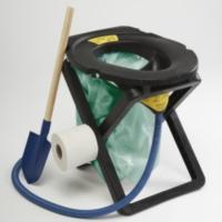 separett trocken trenn toilette privy 500 kompostkloaufsatz beh lter bel ftung ebay. Black Bedroom Furniture Sets. Home Design Ideas